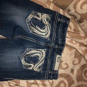 ROCK AND ROLL JEANS